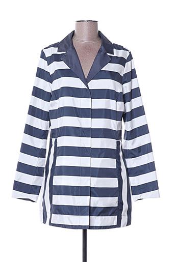 Veste casual gris BOCA BOKA pour femme