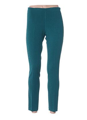 Pantalon casual vert FARUK pour femme