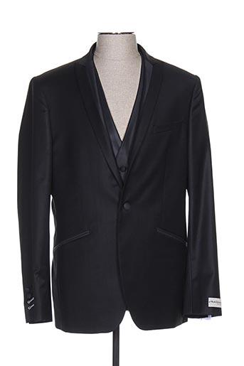 Veste chic / Blazer noir AUTHENTIC pour homme