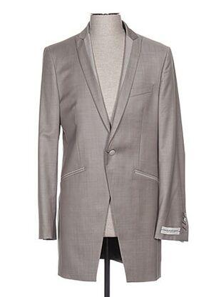 Veste chic / Blazer beige AUTHENTIQUE pour homme