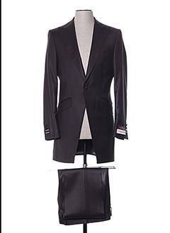 Costume de ville marron AUTHENTIQUE pour homme