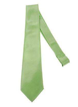 Cravate vert CLAUDE GABRIEL pour homme