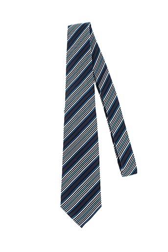 Cravate bleu AUTHENTIQUE pour homme