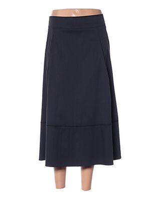 Jupe longue noir DIANA GALLESI pour femme