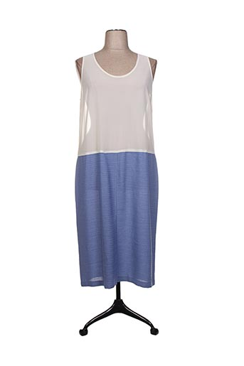 Jupon /Fond de robe bleu CHARLES LORENS pour femme