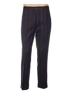Pantalon chic bleu SCOTCH & SODA pour homme