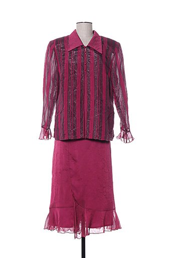 Veste/jupe rose CHRISTIAN MICHEL pour femme