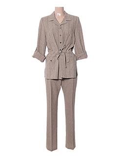Veste/pantalon vert GUY DUBOUIS pour femme