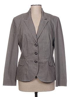 Veste chic / Blazer gris GERRY WEBER pour femme
