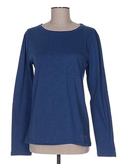 Pyjama bleu LA FIANCEE D'ARTHUR pour femme