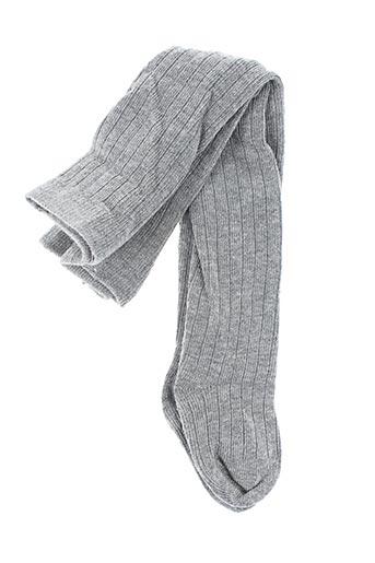 Collants gris NAME IT pour fille