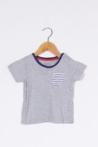 T-shirt manches courtes gris BODEN pour garçon