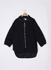 Manteau long bleu H&M pour femme seconde vue