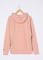 Sweat-shirt rose NEW ERA pour femme seconde vue