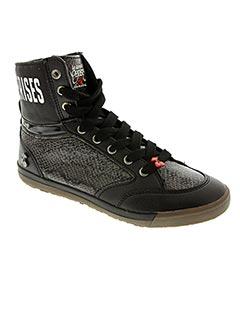 Bottines/Boots noir LE TEMPS DES CERISES pour femme