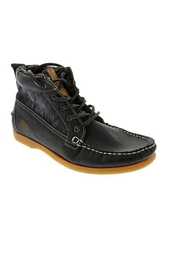 Bottines/Boots bleu AP pour femme