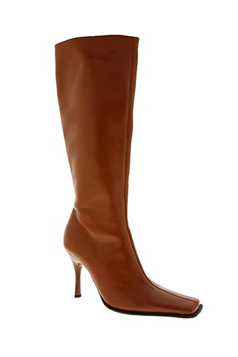 Bottes marron FORNARINA pour femme