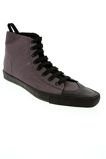 Baskets violet DAHOS'S pour homme