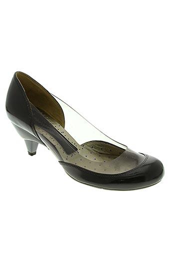 Escarpins gris FORNARINA pour femme
