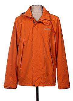 Coupe-vent orange SCHOEFFEL pour homme