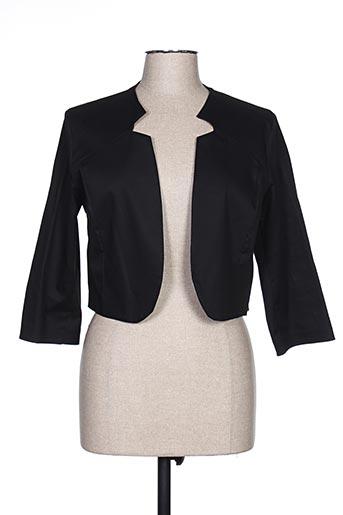 Veste casual noir POUSSIERE D'ETOLE pour femme