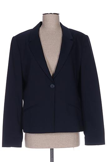 Veste chic / Blazer bleu BRANDTEX pour femme
