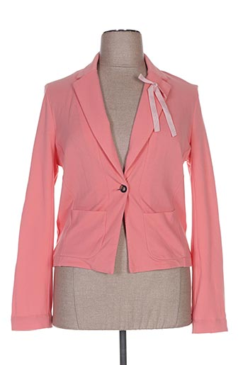 Veste chic / Blazer rose ONE STEP pour femme
