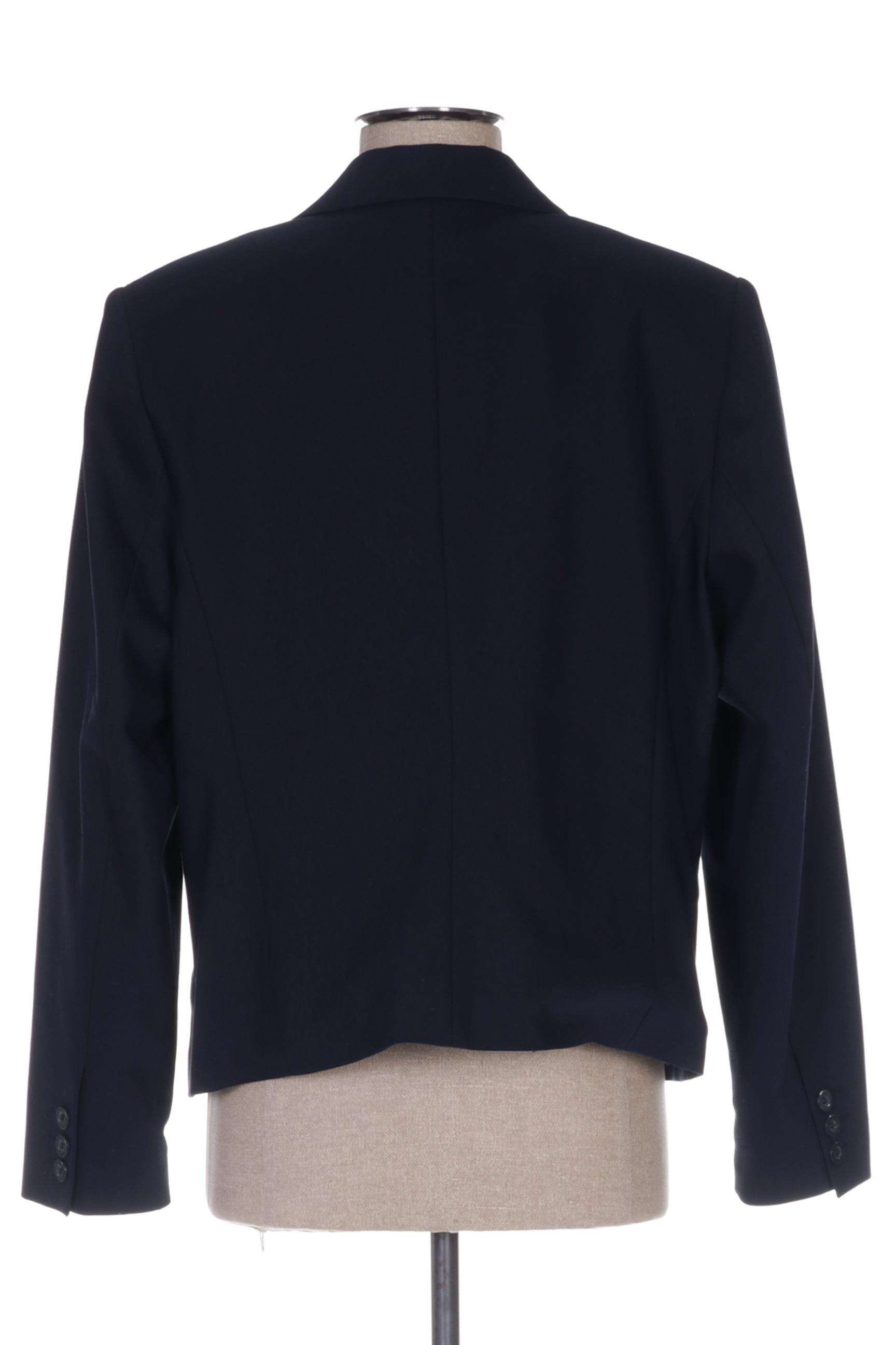 Brandtex Vestechic Femme De Couleur Bleu En Soldes Pas Cher 1422507-bleu00