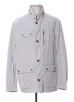 Veste casual gris PETER COFOX pour homme