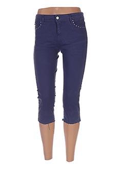 Produit-Shorts / Bermudas-Femme-KAPORAL
