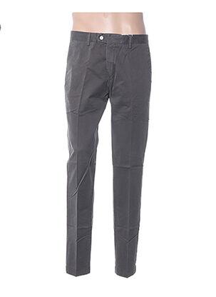 Pantalon casual gris VICOMTE ARTHUR pour homme