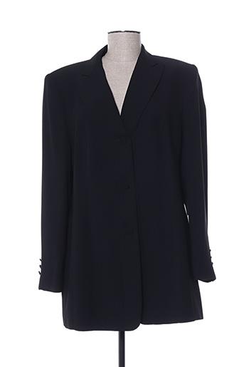 Veste chic / Blazer noir HUCKE WOMAN pour femme