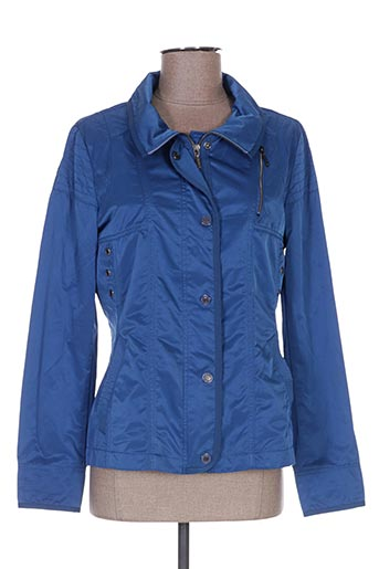 Veste casual bleu BOCA BOKA pour femme