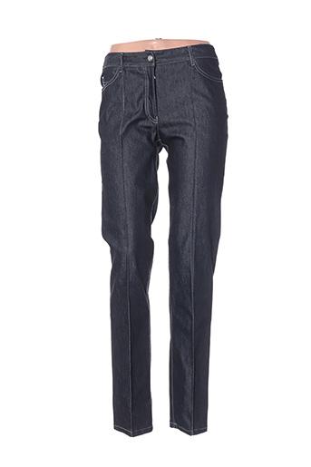 Pantalon casual noir INFINITIF pour femme