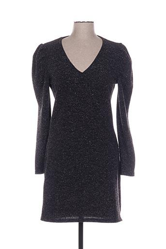 Robe courte gris ATELIER JAD pour femme