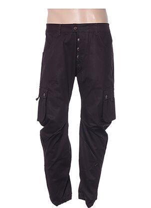 Pantalon casual marron ADAMUS pour homme
