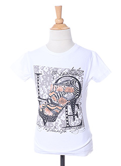 Produit-T-shirts-Fille-TRIPLEY