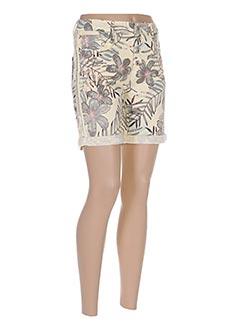 Produit-Shorts / Bermudas-Femme-ONADO