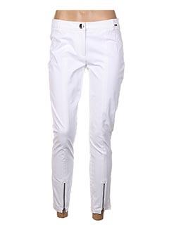 Pantalon 7/8 blanc AIRFIELD pour femme