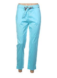 Pantalon 7/8 bleu AIRFIELD pour femme