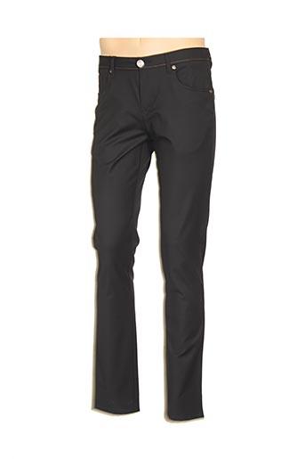 Pantalon casual noir ABEYRON pour homme