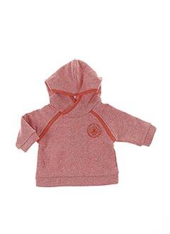 Sweat-shirt orange PLAY'UP pour garçon