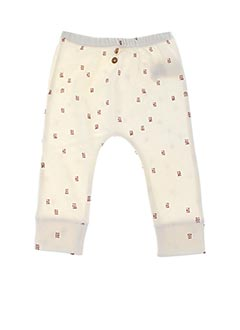 Legging blanc PLAY'UP pour fille