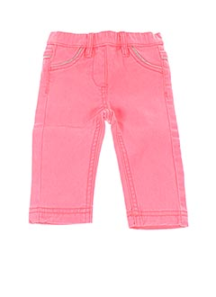 Pantalon casual rose BILLIEBLUSH pour fille