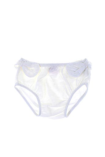 Slip/Culotte blanc PLAY'UP pour fille