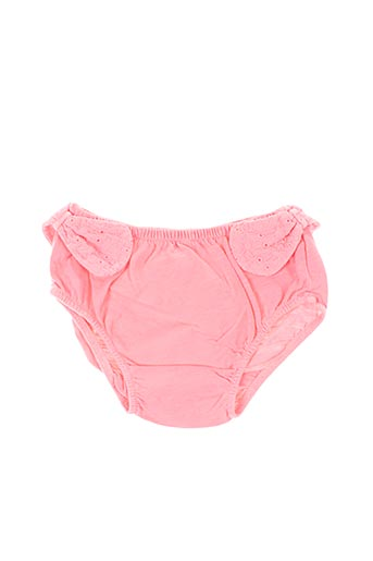 Slip/Culotte rose PLAY'UP pour fille