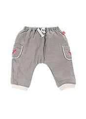 Pantalon casual gris BILLIEBLUSH pour fille seconde vue