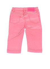 Pantalon casual rose BILLIEBLUSH pour fille seconde vue