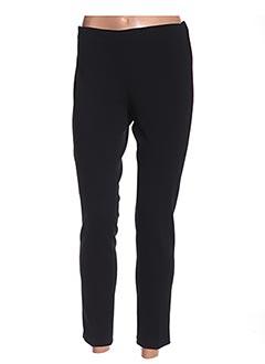 Pantalon casual noir FARUK pour femme