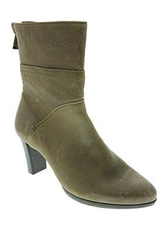 Bottines/Boots marron HOGL pour femme